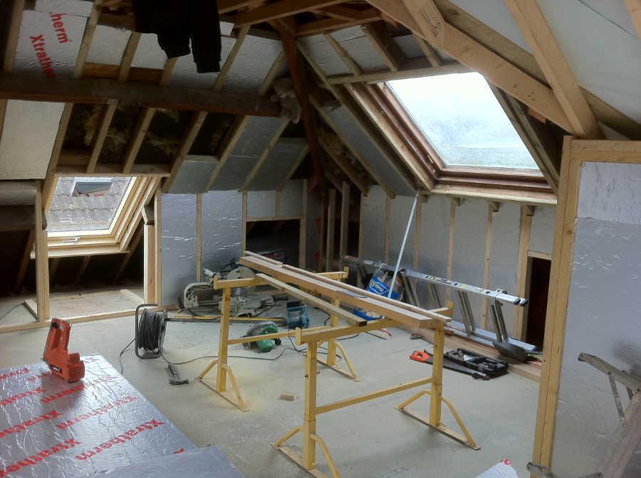 Loft Conversion Specialists Carmichaels Building